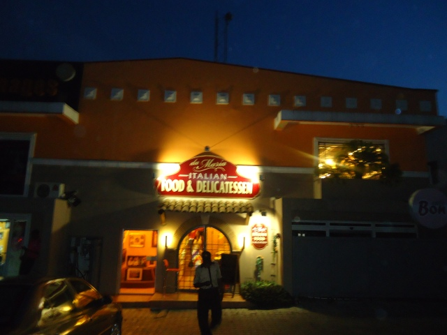 Da Maria Italian Restaurant & Delicatessen