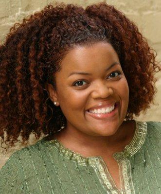 Yvette Nicole Brown. She plays Shirley on Community :)