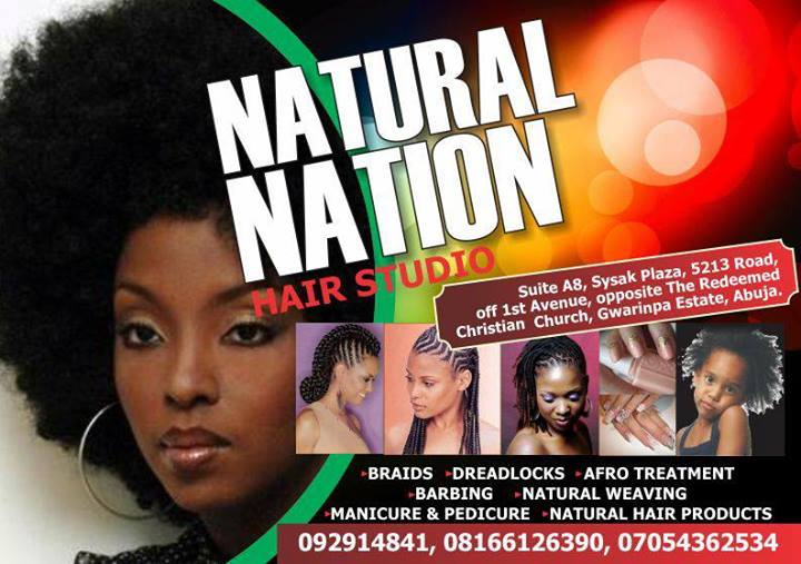 Natural Hair Stylist Ohio