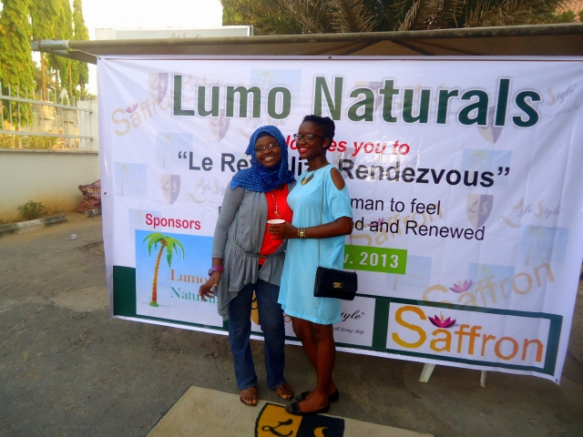 Cheesin': Farida of Lumo Naturals & I