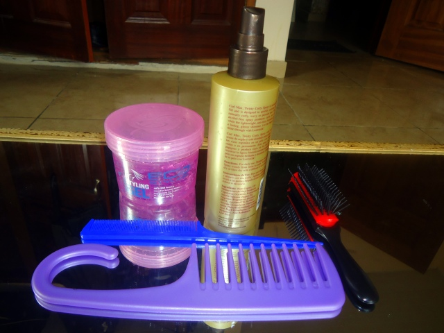 Natural hairstyles- Finger coils- Comb coils- What you need