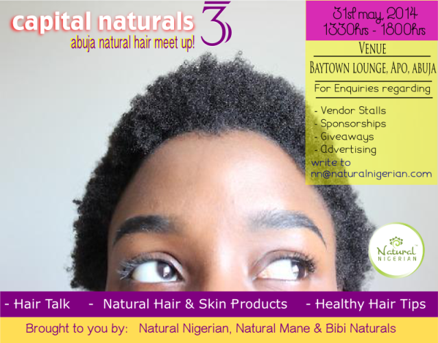 Capital Naturals Hair Meet Up(1)