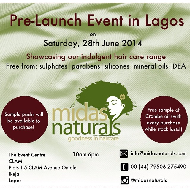 pre-launch event