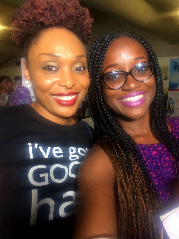 Cheesing! With Kemi Lewis (KL's Natural Beauty Bar)