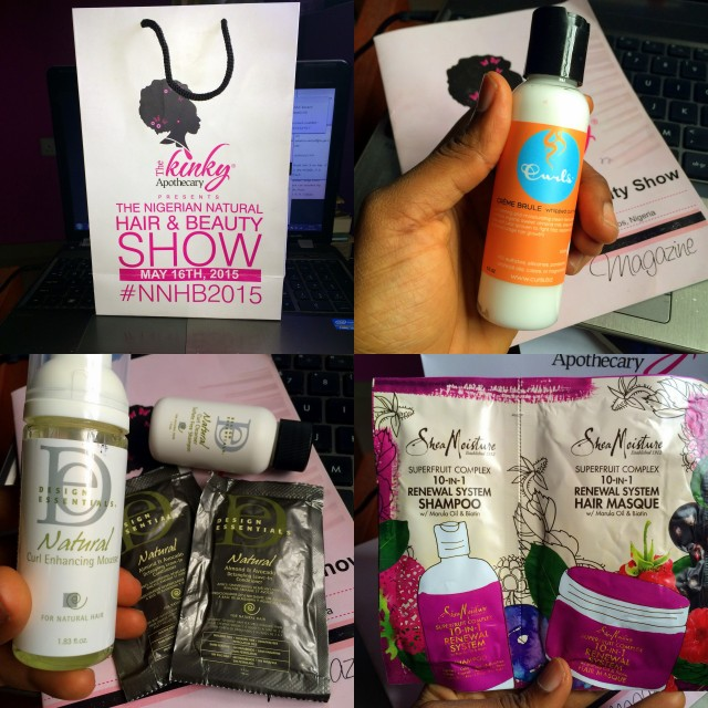 The goody bag. What's your selling point? ;)