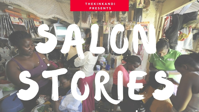 Salon stories- hair stories- fiction