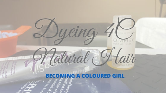 Dyeing+4C+Natural+Hair